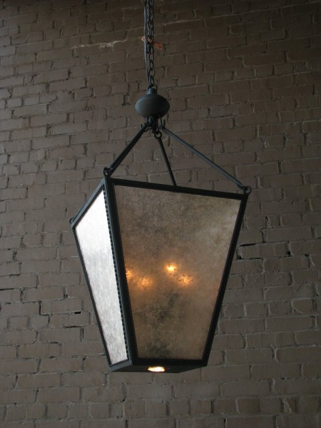 Pasquale Pendant Light with Mica