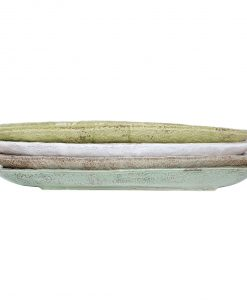 Casa Mia 2 Section Serving Dish