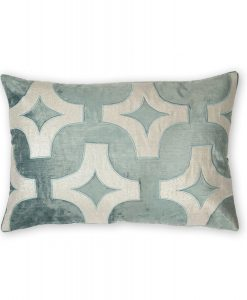 Holly Pillow of the Ocean Collection