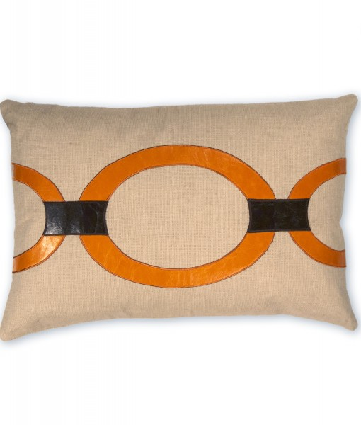 Hunter Linen Pillow of The Autumn Collection