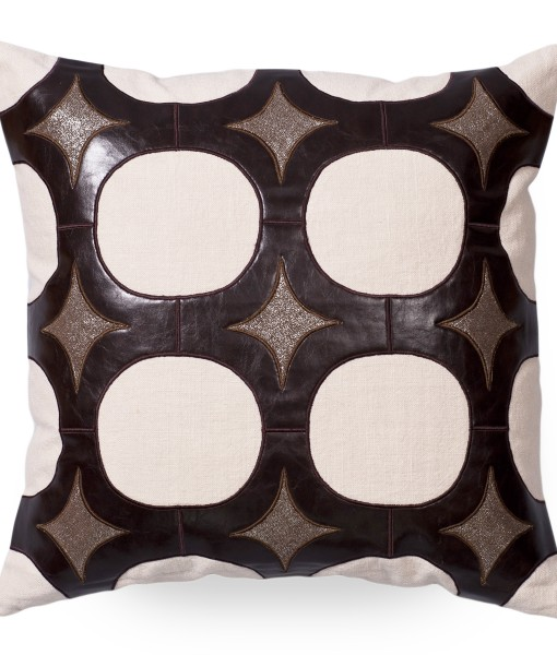 Gordon Linen Pillow of the Bluff Collection