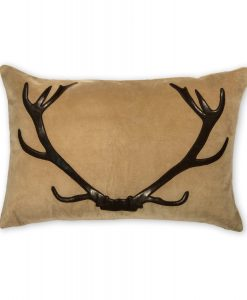 Blitzen Velvet Pillow