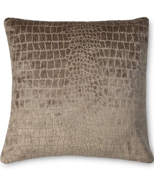 Lagoon Cashmere Velvet Pillow