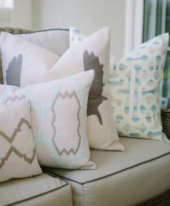 Pacific Blue Pillow Collection