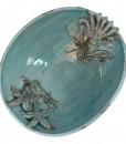 Mediterraneo Turquoise Platter