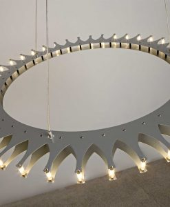 Aluminum Schproket Pendant
