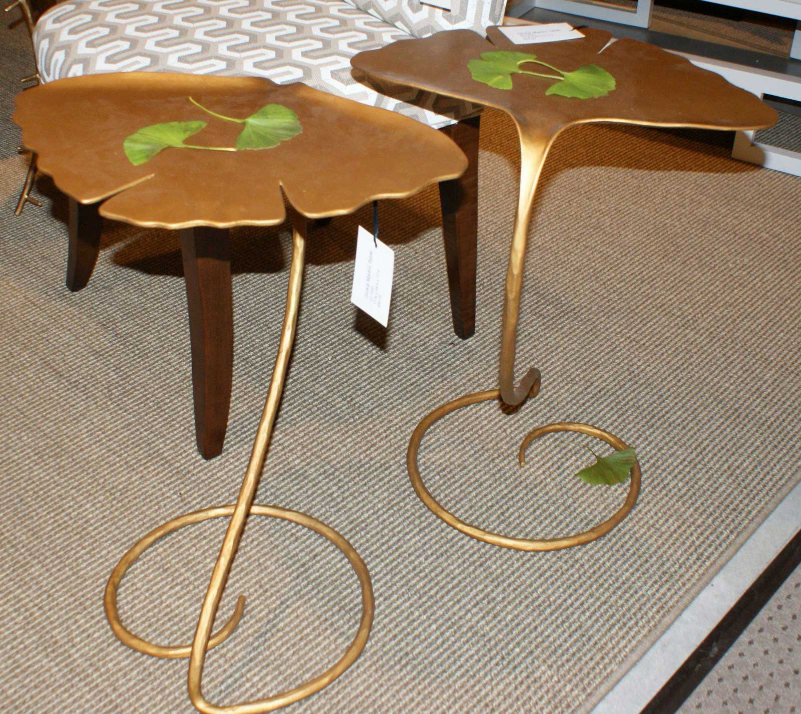 home furniture tables occasional tables ginkgo martini side table 1530