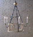The D Chandelier