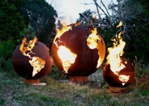 Third Rock Fire Pit