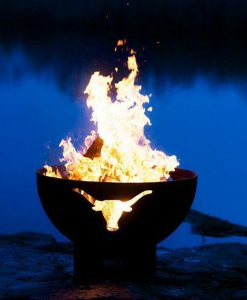 Longhorn Fire Pit