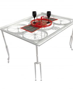 Spokes Dining Table