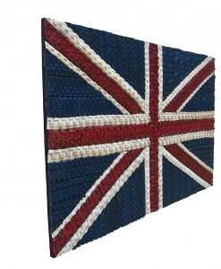 Up-Cycled Union Jack