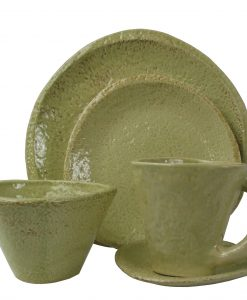 Casa Mia Celery 5PC Place Setting