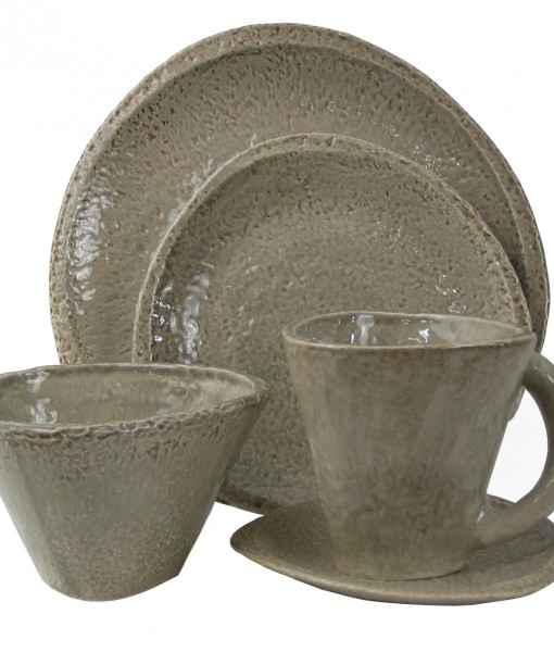 Casa Mia Oyster 5PC Place Setting