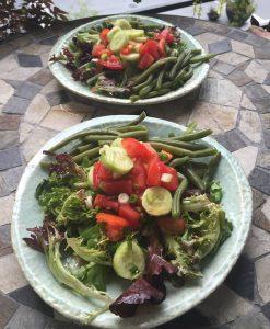 Casa Mia Salad Plate
