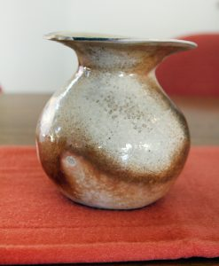 Michelle Dziak Button Vase
