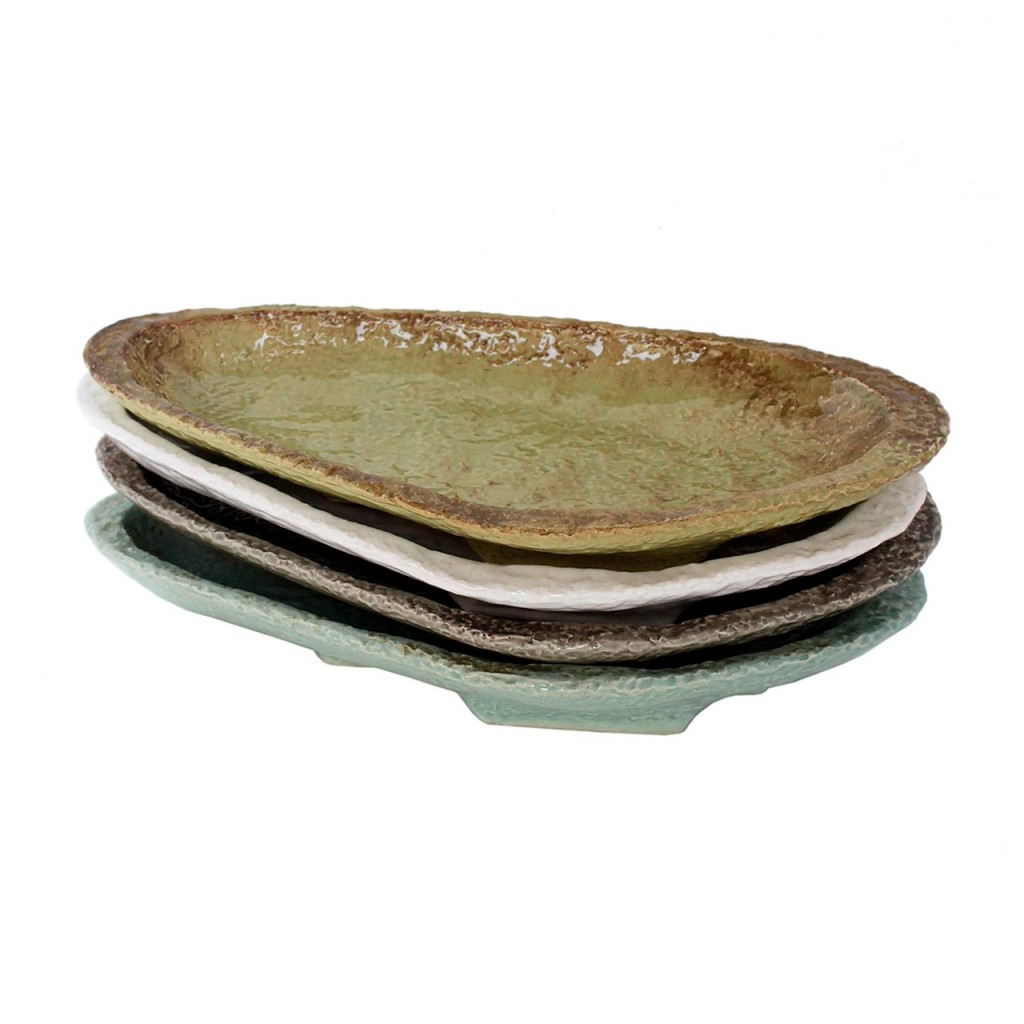 Casa Mia Small Oval Serving Tray