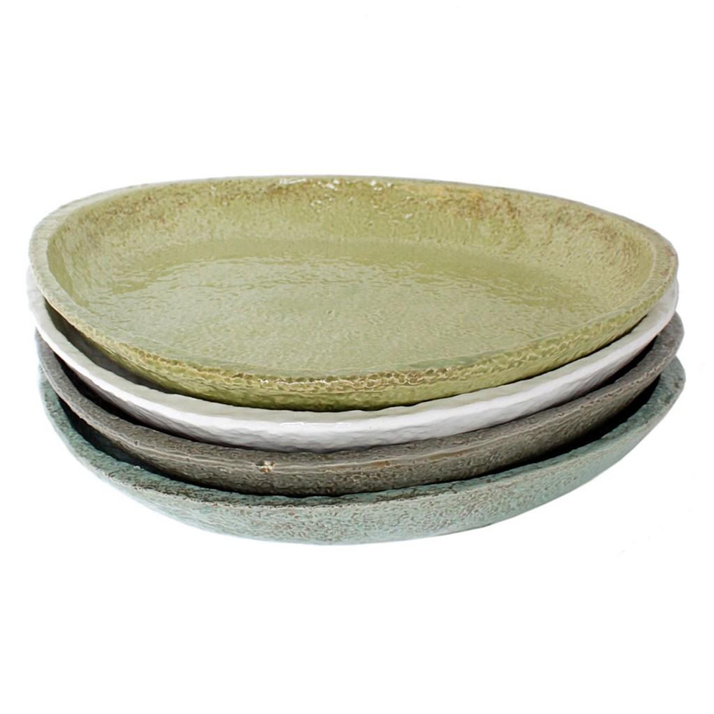Casa Mia Round Serving Platter