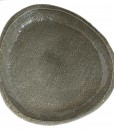 Casa Mia Round Serving Platter-OYSTER