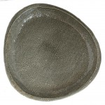 Casa Mia Round Serving Platter-OYSTER
