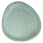Casa Mia Round Serving Platter-SEAFOAM