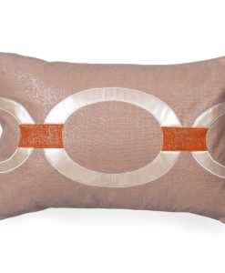 Hunter of the Lava Linen Pillow