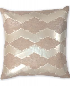 Lauren Metallic Linen Pillow