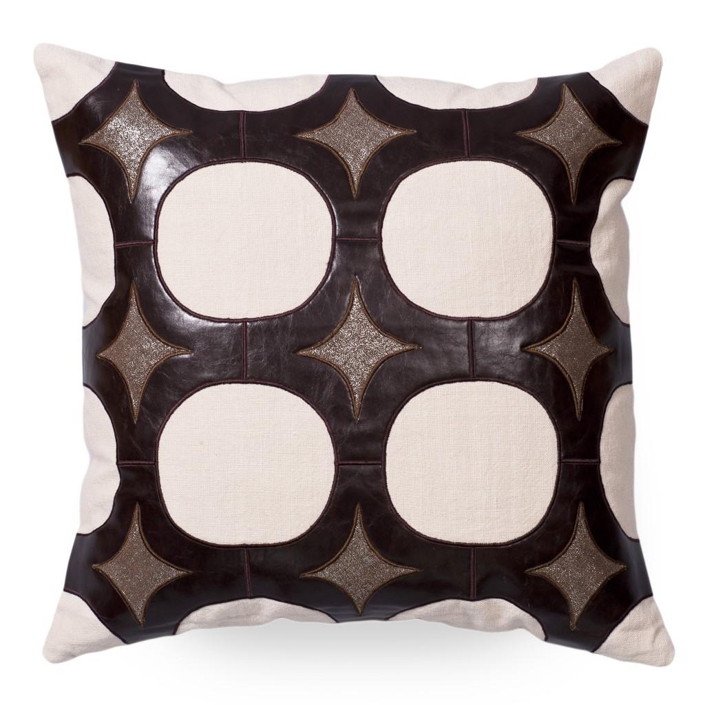 Gordon Linen Pillow of the Bluff Collection