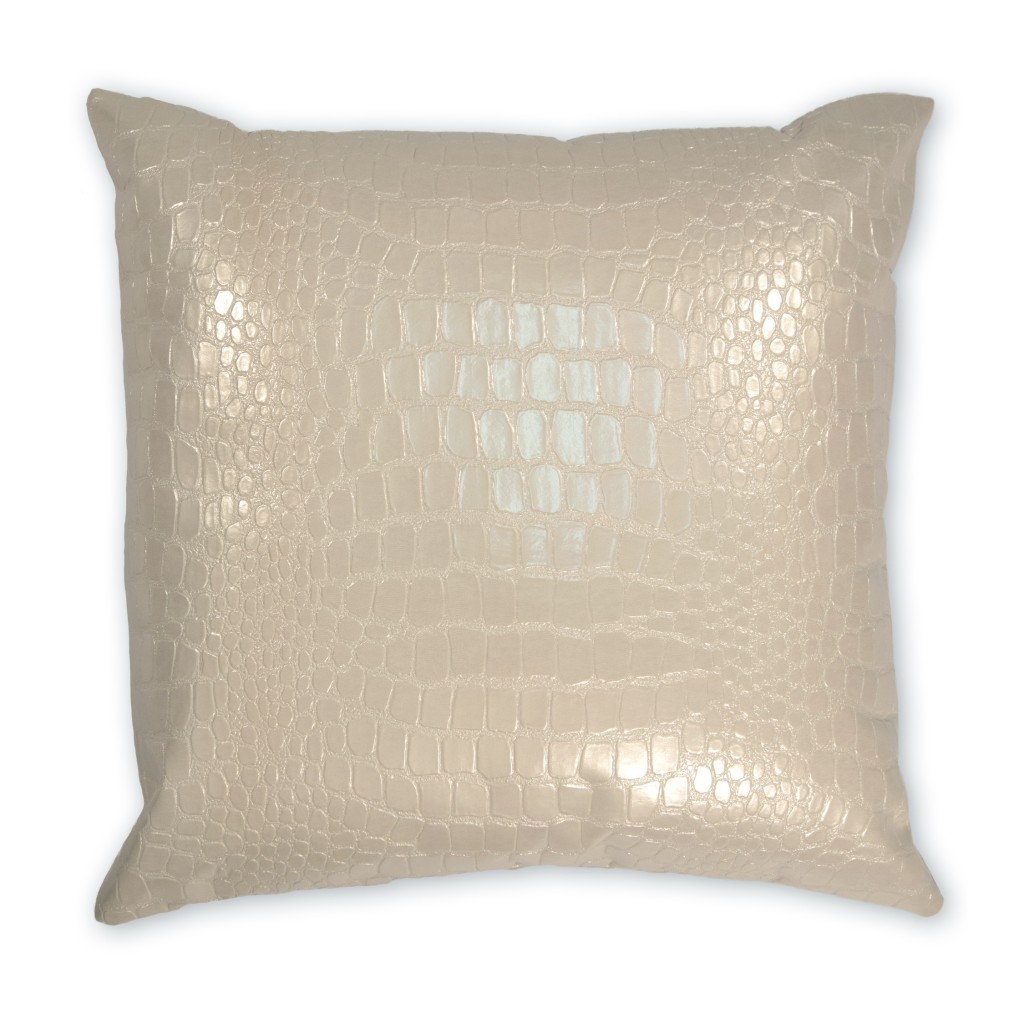 Jagger Vegan Leather Pillow