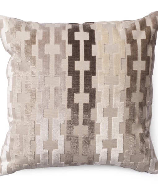 Link Velvet Pillow of The Dunes Collection