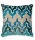 Bella of the Ocean Linen Pillow