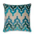 Bella of the Ocean Linen Pillow