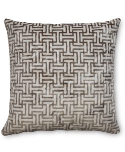 Buckle Linen Pillow of The Dunes Collection