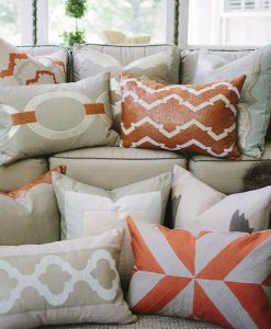 Lava Pillow Collection
