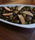 Roasted Brussel Sprouts in Casa Mia