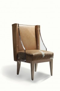 Queen of Hearts Chair