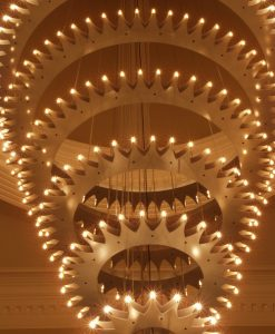 The Classic Schproket Chandelier