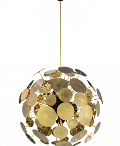 Newton Sphere Chandelier