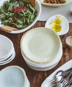 Casa Mia Dinner Plates