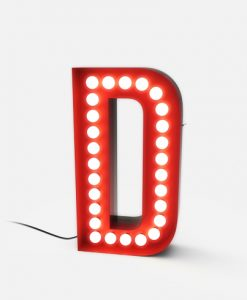 D Letter Light