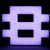 "Eight ""8"" Numeric Lighting"