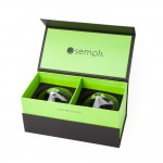 Sempli Wine Glass Box Set of 2