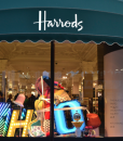 HARRODS GRAPHIC LETTERS