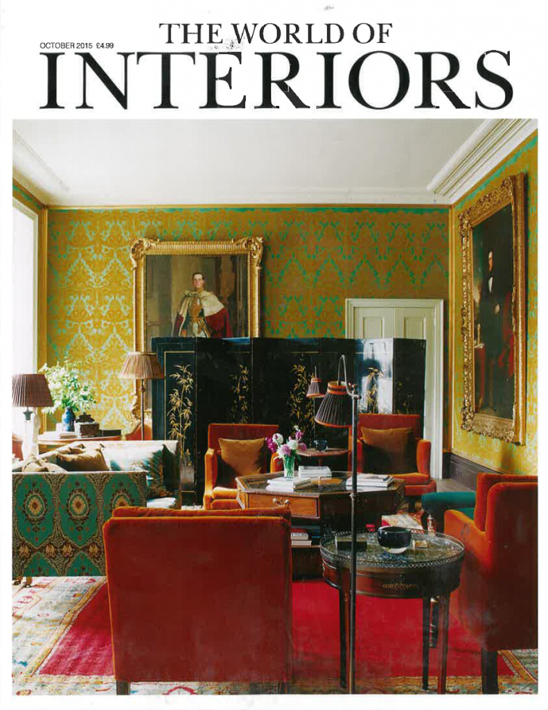 World Of Interiors Donjenna