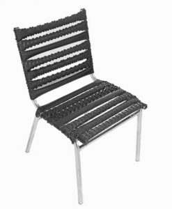 Up-Cycled Bicycle Tread Chair