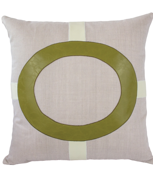 Retro Cameron Linen Pillow