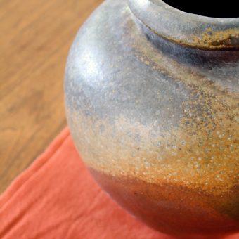 Miso Woodfired Vase